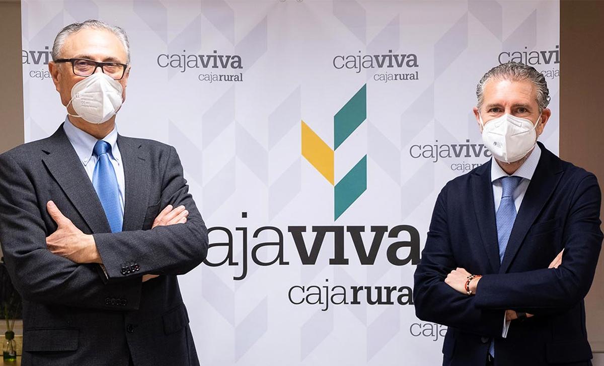 FES y Fundación Caja Rural de Segovia firman un acuerdo para ampliar y mejorar la oferta formativa para las empresas de la provincia