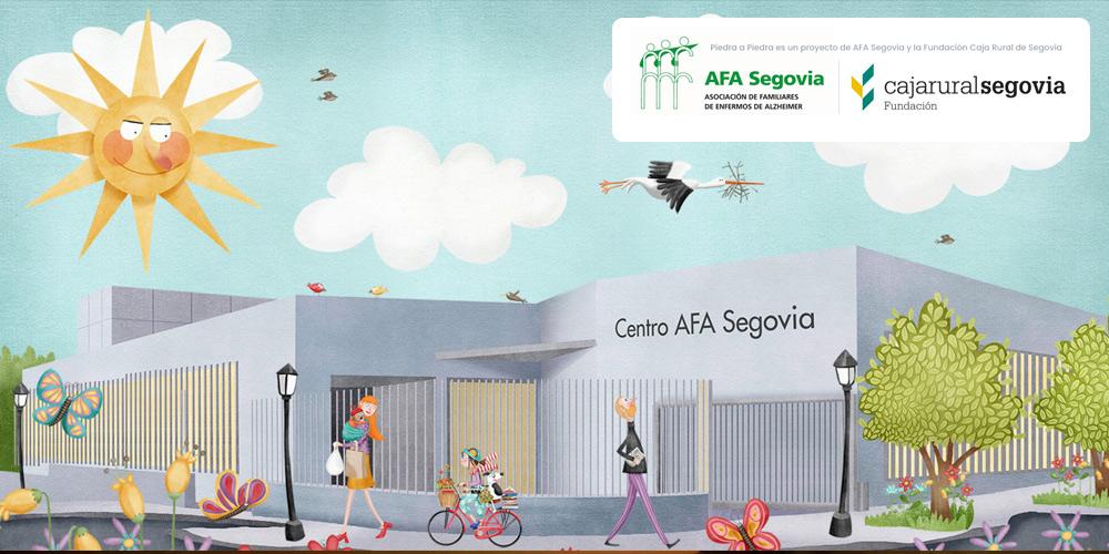 CONCIERTO SOLIDARIO CAJA RURAL para AFA SEGOVIA